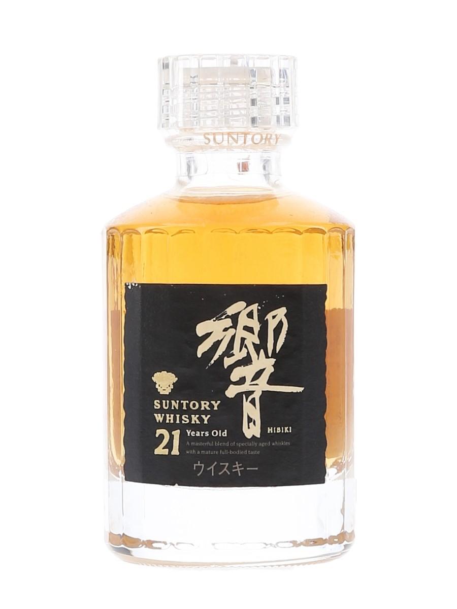 Hibiki 21 Year Old  5cl / 43%