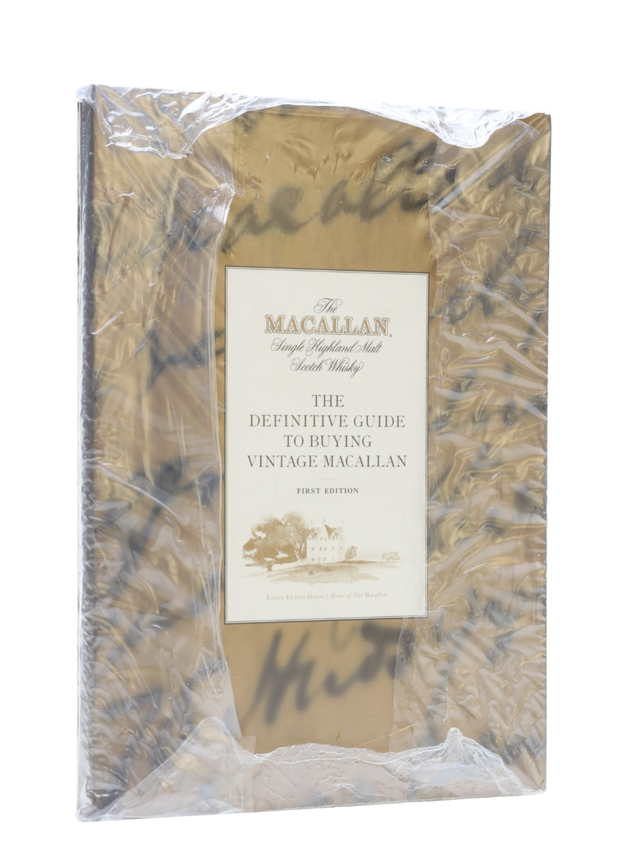 Macallan - The Definitive Guide To Buying Vintage Macallan First Edition