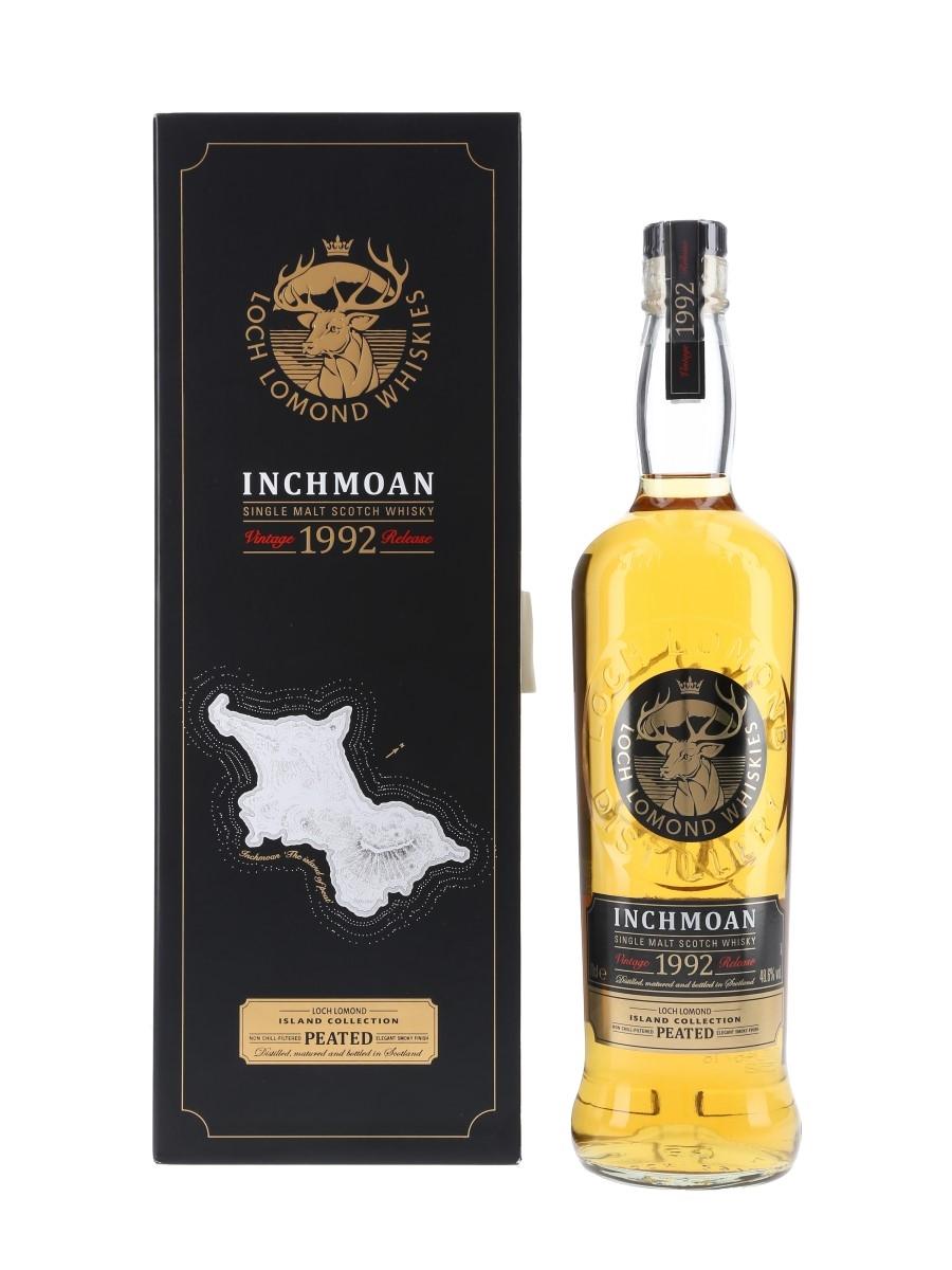 Inchmoan 1992 Loch Lomond - Signed Bottle 70cl / 48.6%