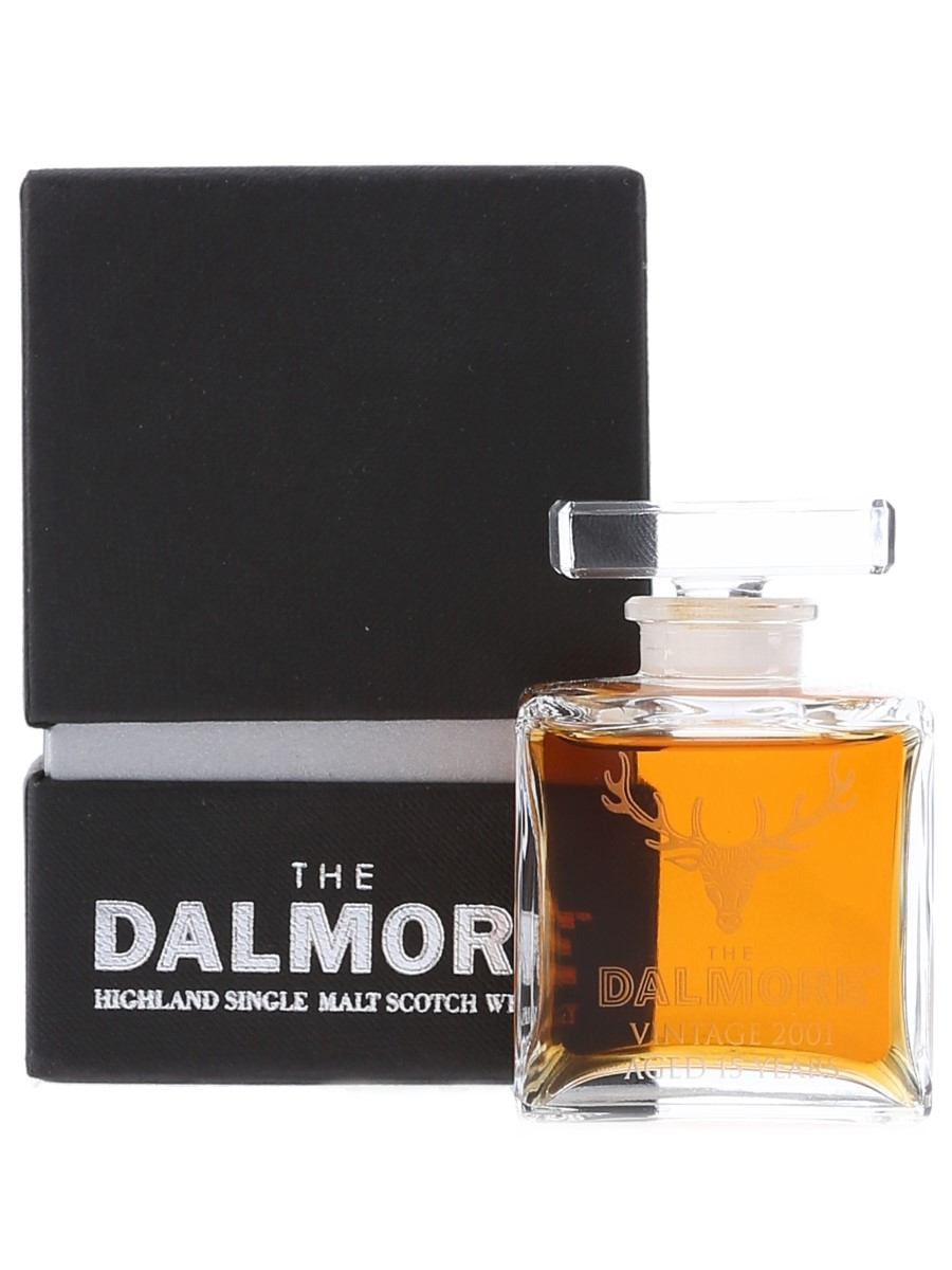 Dalmore 2001 15 Year Old 5cl