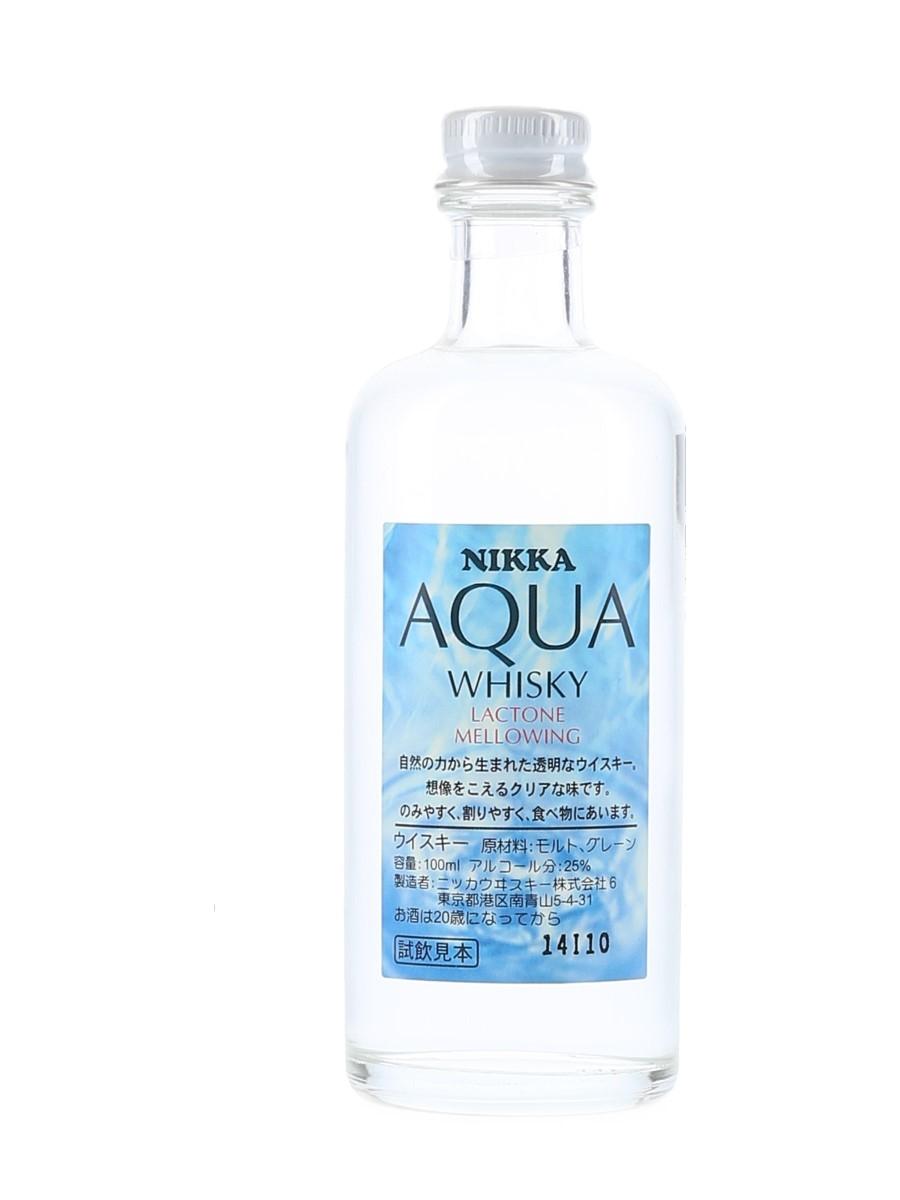 Nikka Aqua Whisky  10cl / 25%