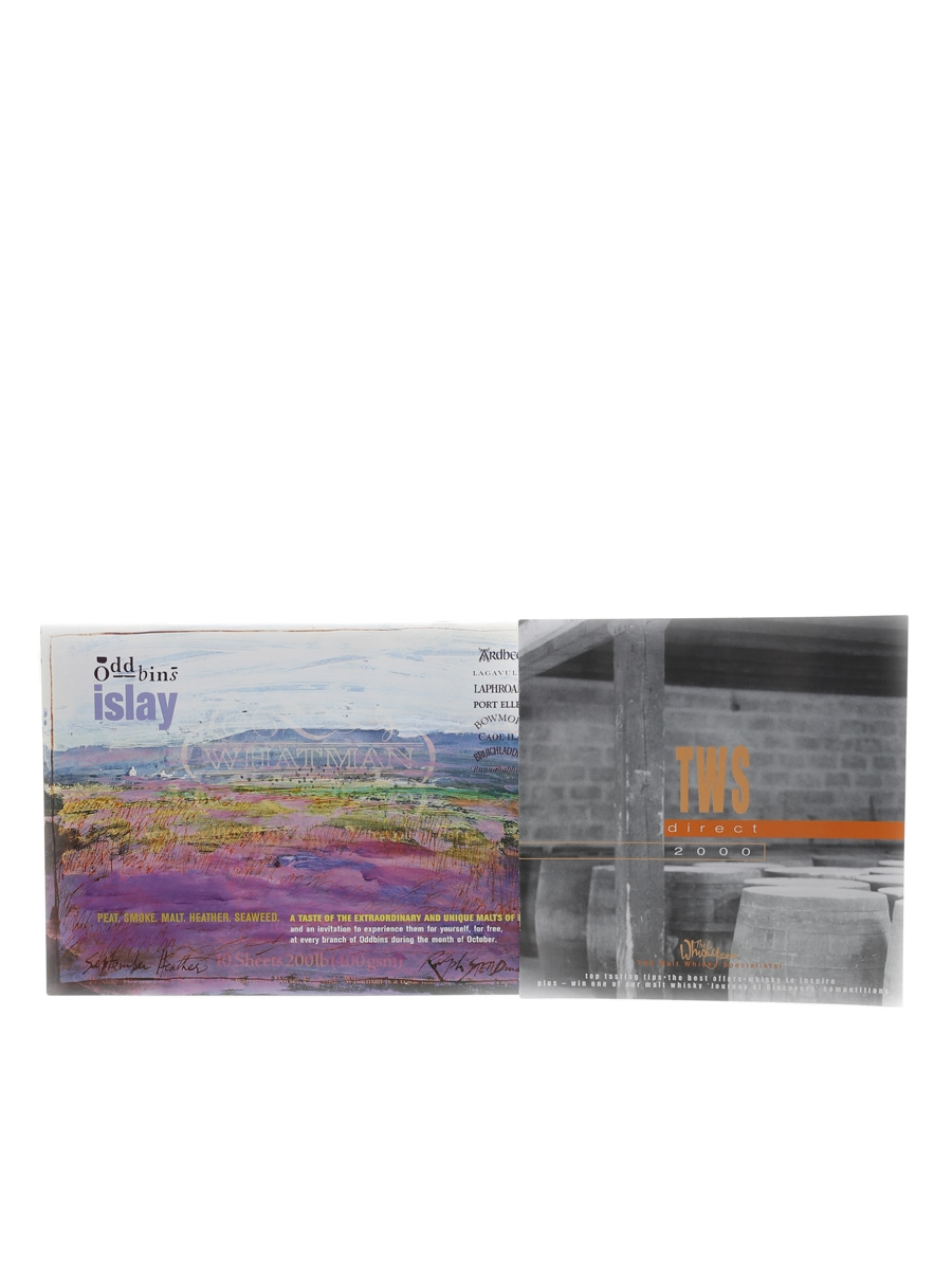 Oddbins Islay & The Whisky Shop Direct 2000