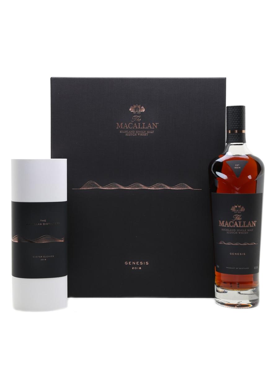 Macallan Genesis Bottled 2018 70cl / 45.5%