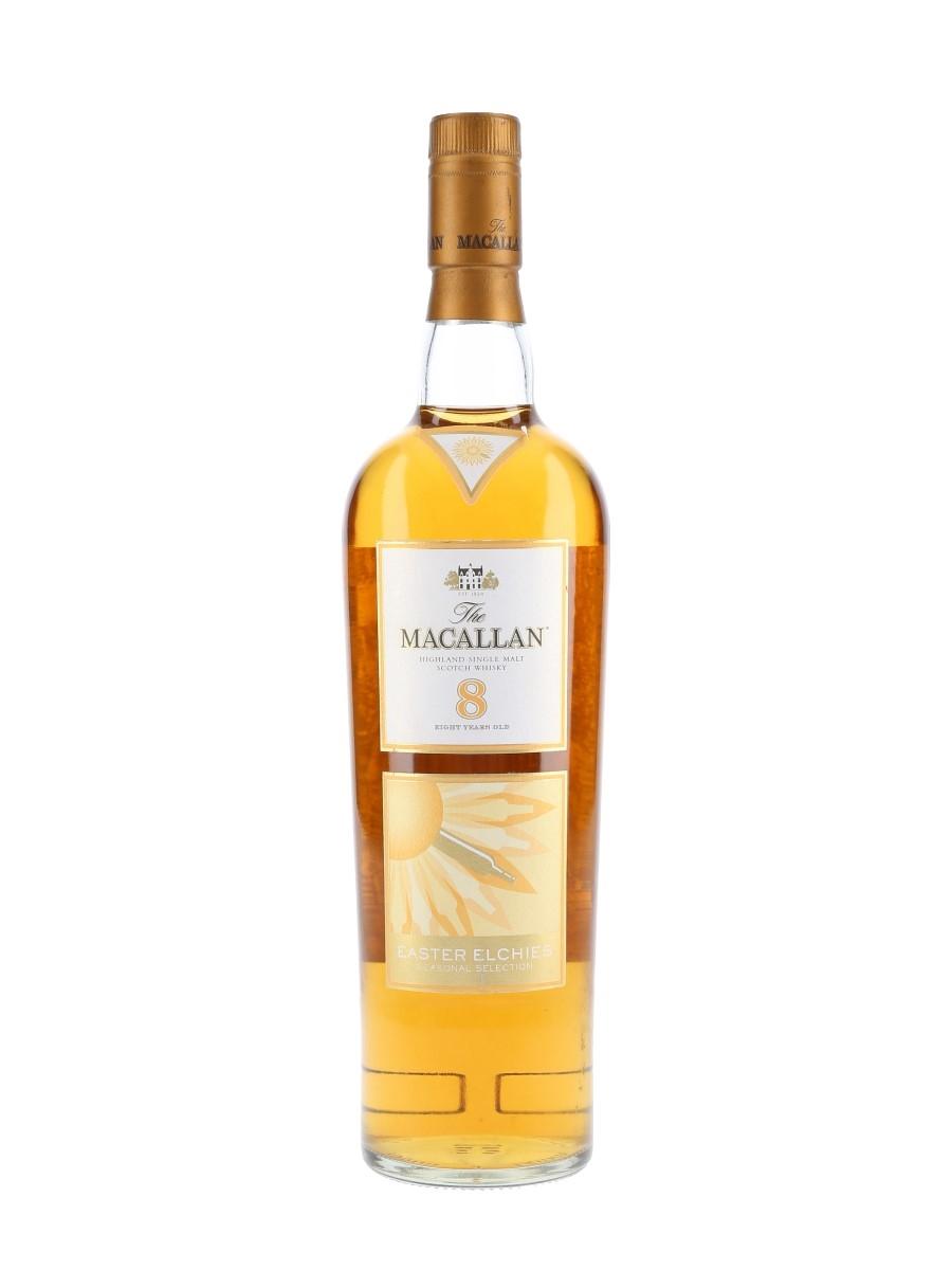 Macallan 8 Year Old Easter Elchies Seasonal Selection 70cl / 45.2%