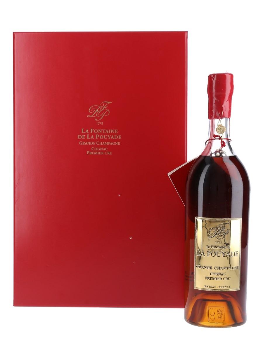 La Fontaine De La Pouyade Grande Champagne Cognac 70cl / 40%
