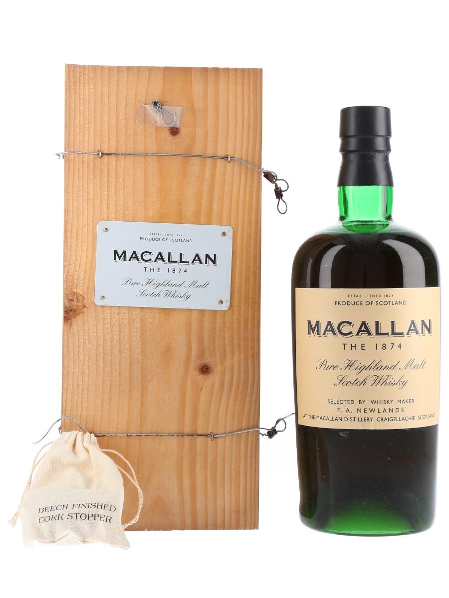 Macallan 1874 Replica  70cl / 45%