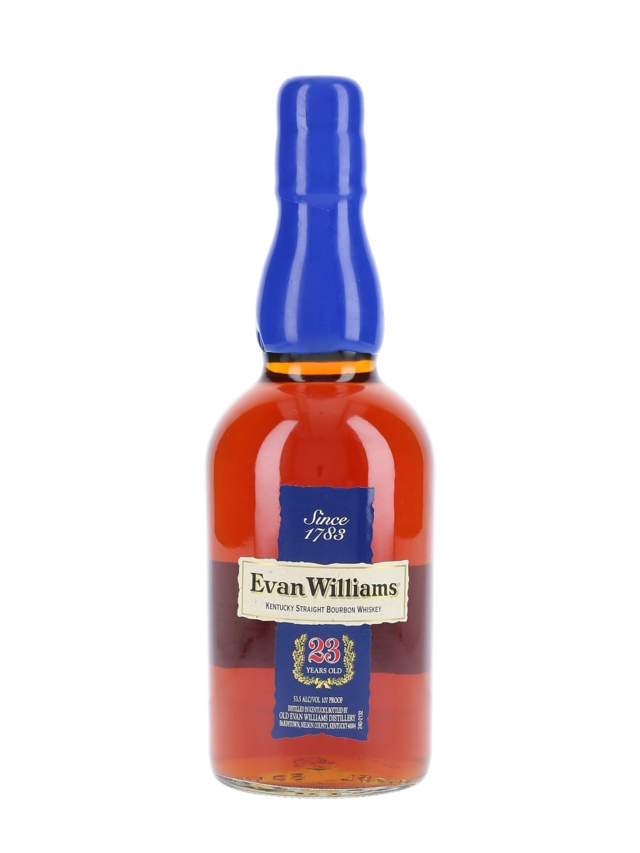 Evan Williams 23 Year Old  75cl / 53.5%