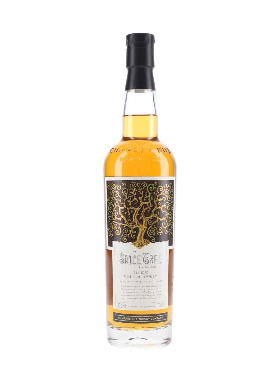 The Spice Tree Compass Box 70cl / 46%