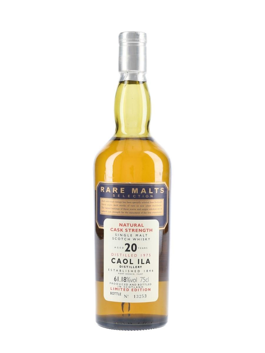 Caol Ila 1975 20 Year Old Rare Malts Selection 75cl / 61.18%