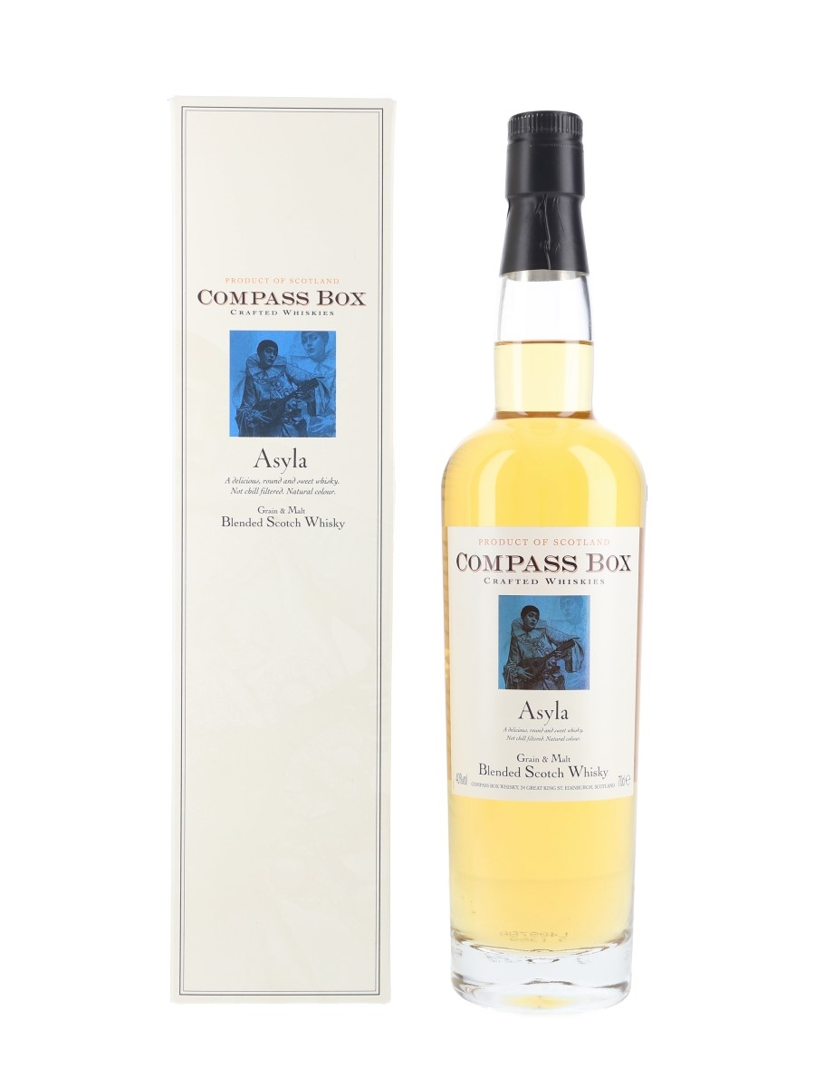 Compass Box Asyla Bottled 2000s 70cl / 40%