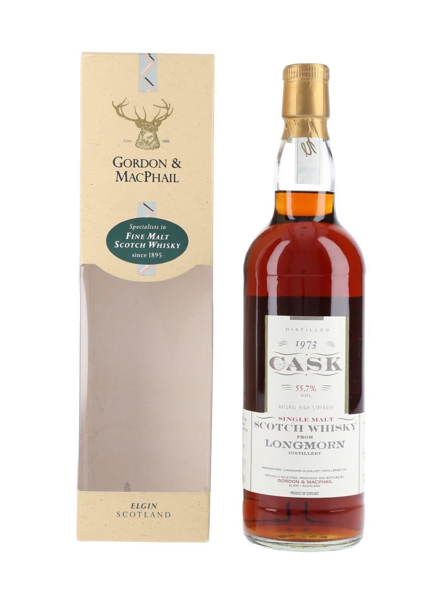 Longmorn 1973 Gordon & MacPhail Bottled 2000 70cl / 55.7%
