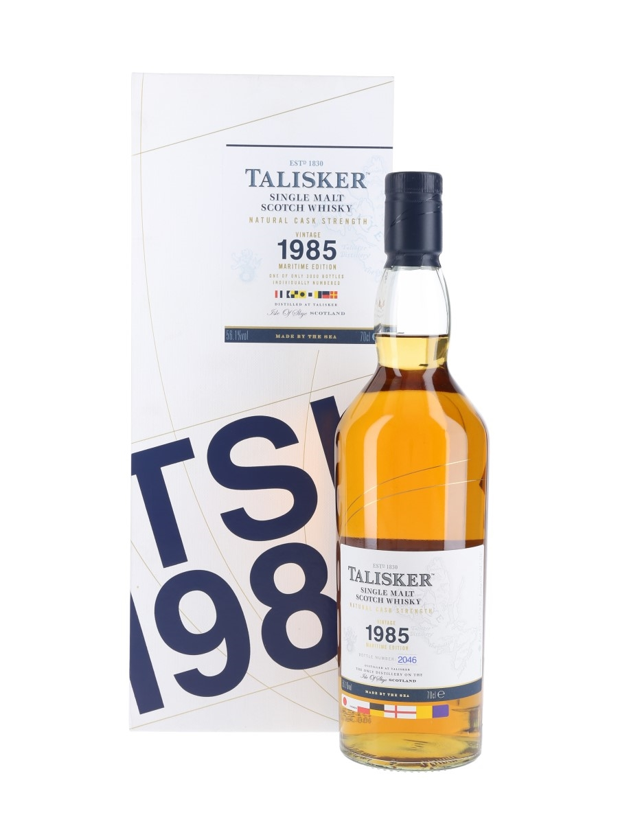 Talisker 1985 27 Year Old Maritime Edition Special Releases 2013 70cl / 56.1%
