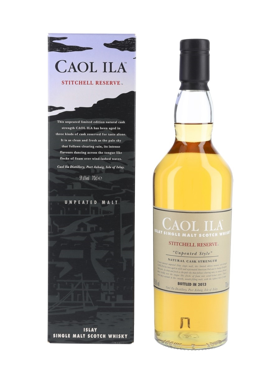 Caol Ila Stitchell Reserve Special Releases 2013 70cl / 59.6%