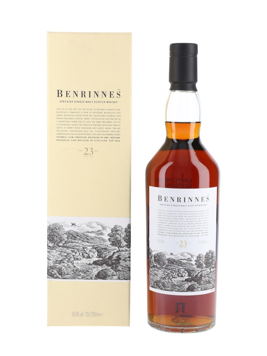 Benrinnes 1985 23 Year Old Special Releases 2009 70cl / 58.8%