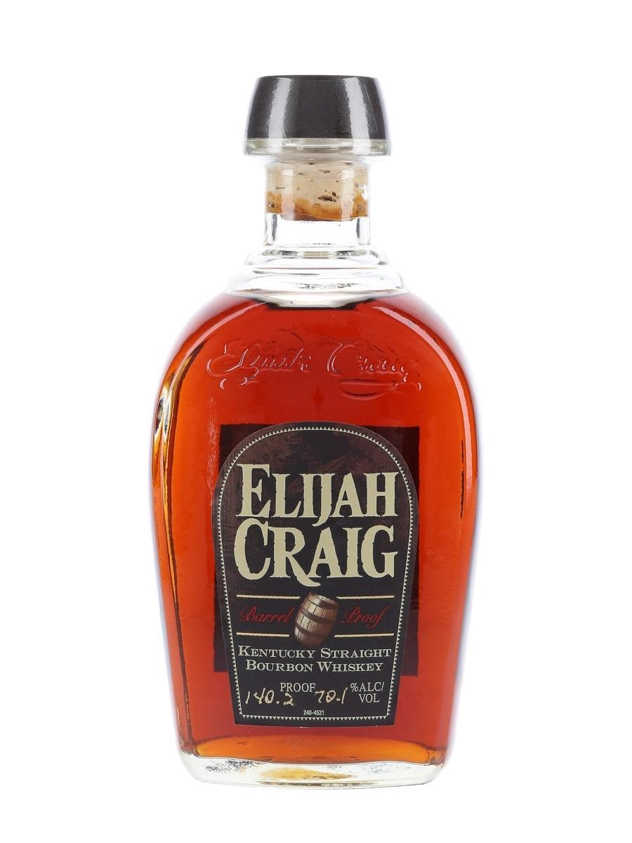 Elijah Craig Barrel Proof  70cl / 70.1%