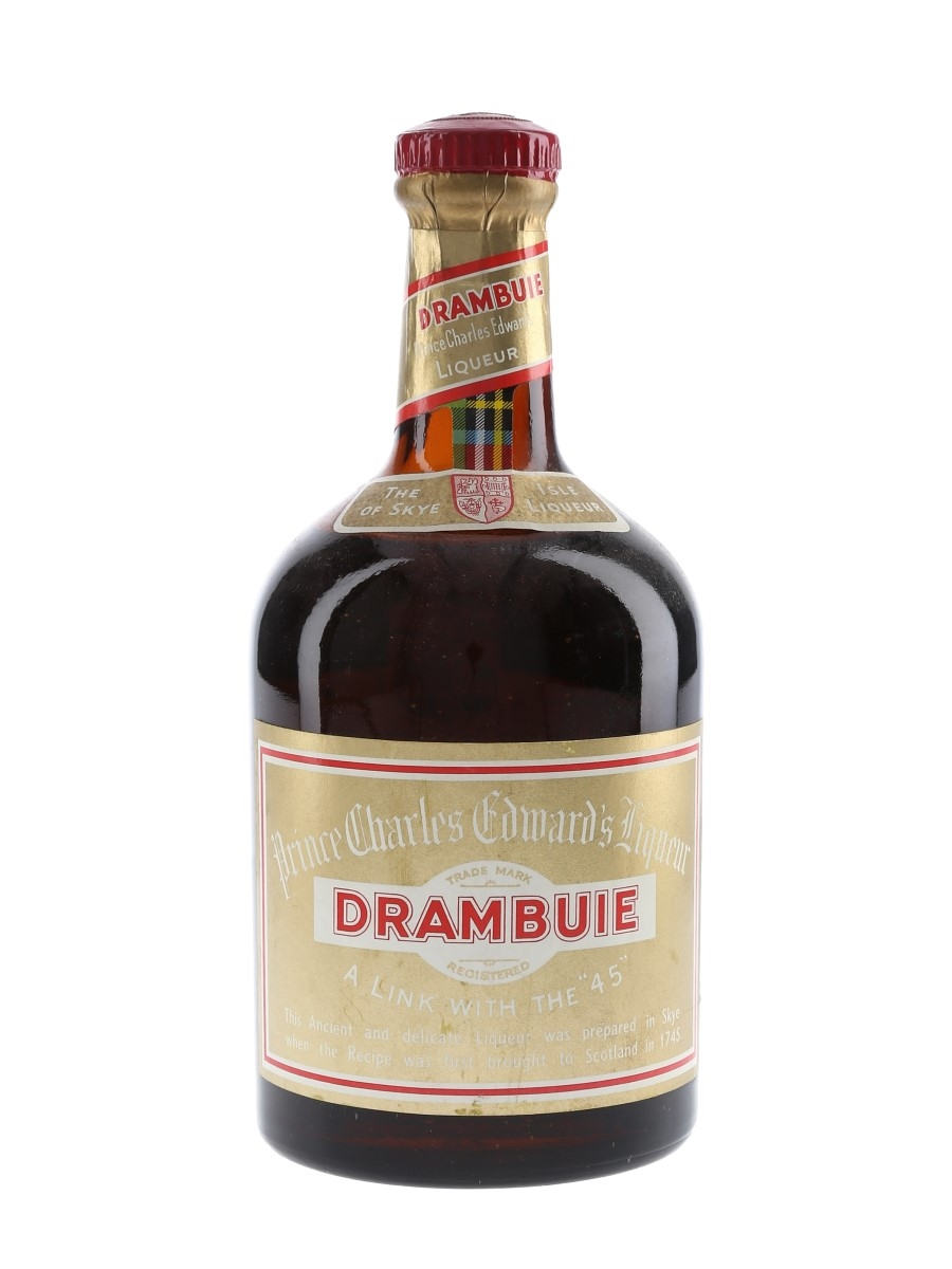 Drambuie Bottled 1970s 67.4cl / 40%