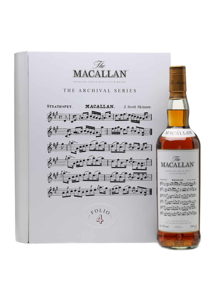 Macallan The Archival Series Folio Four 70cl / 43%