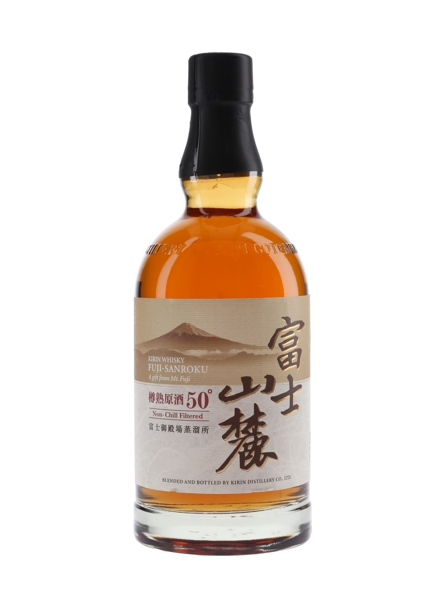 Fuji Sanroku Kirin 70cl / 50%
