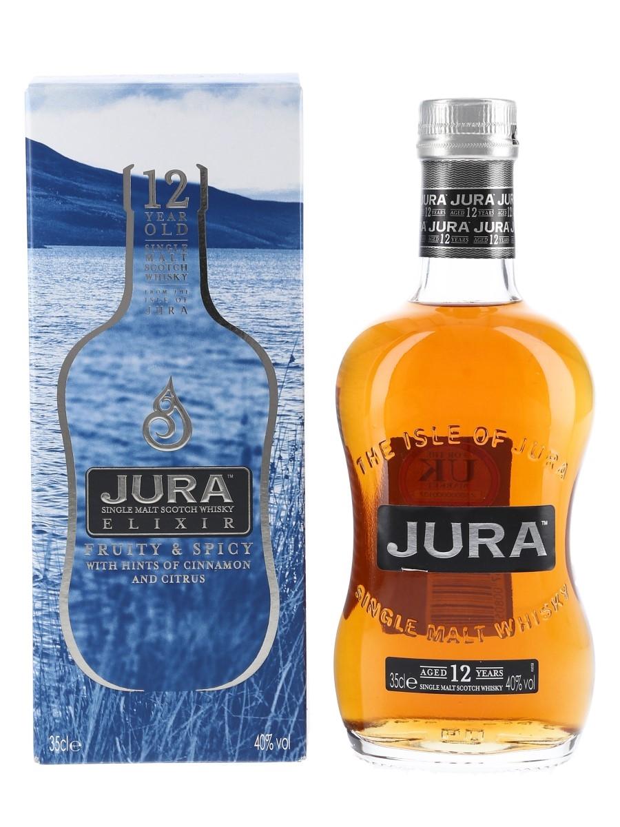 Jura 12 Year Old Elixir  35cl / 40%