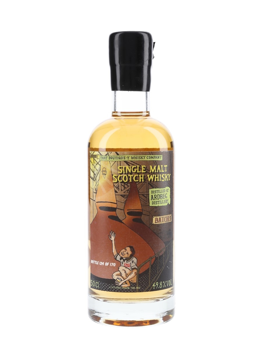 Ardbeg Batch 3 That Boutique-y Whisky Company 50cl / 49.8%