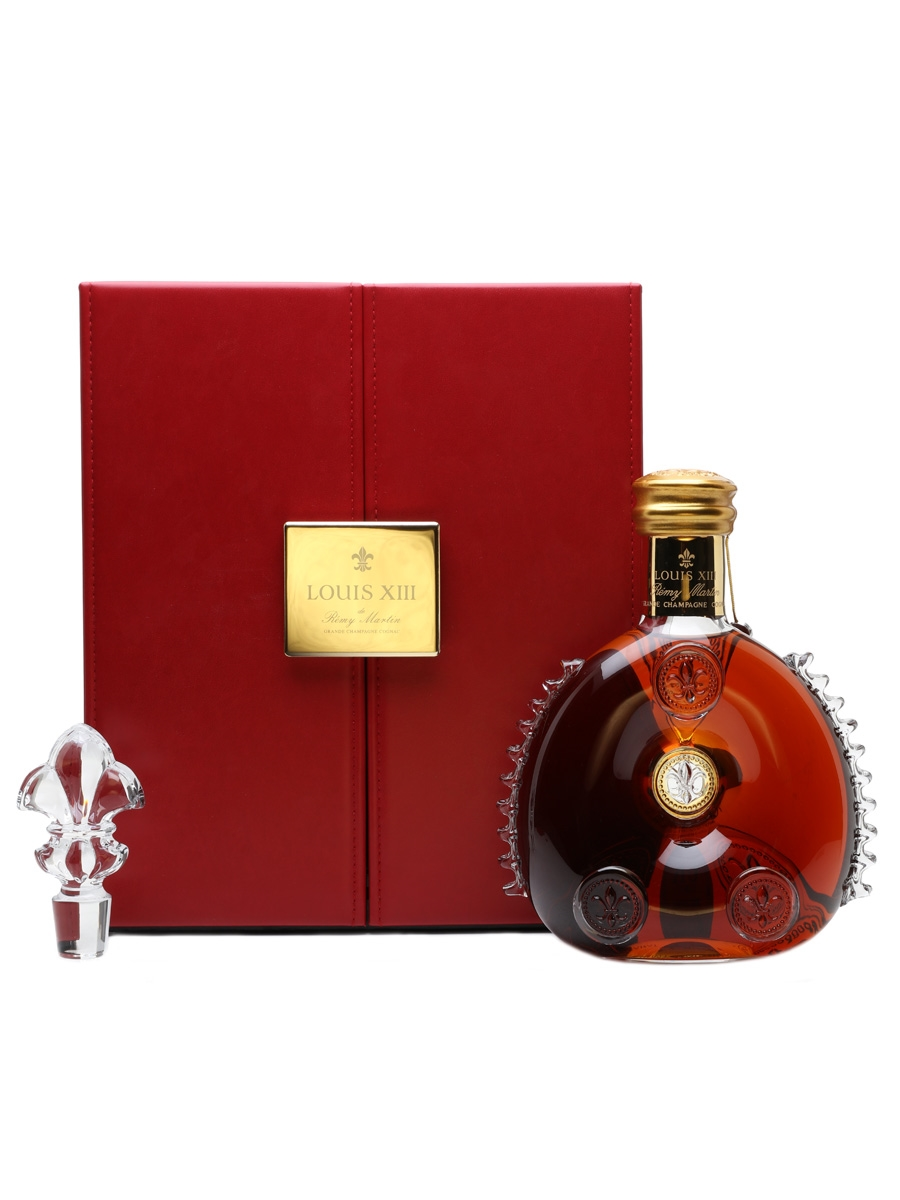 Remy Martin Louis XIII Cognac Baccarat Crystal - Bottled 2014 70cl / 40%