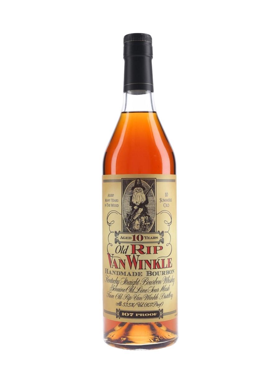 Old Rip Van Winkle 10 Year Old  75cl / 53.5%