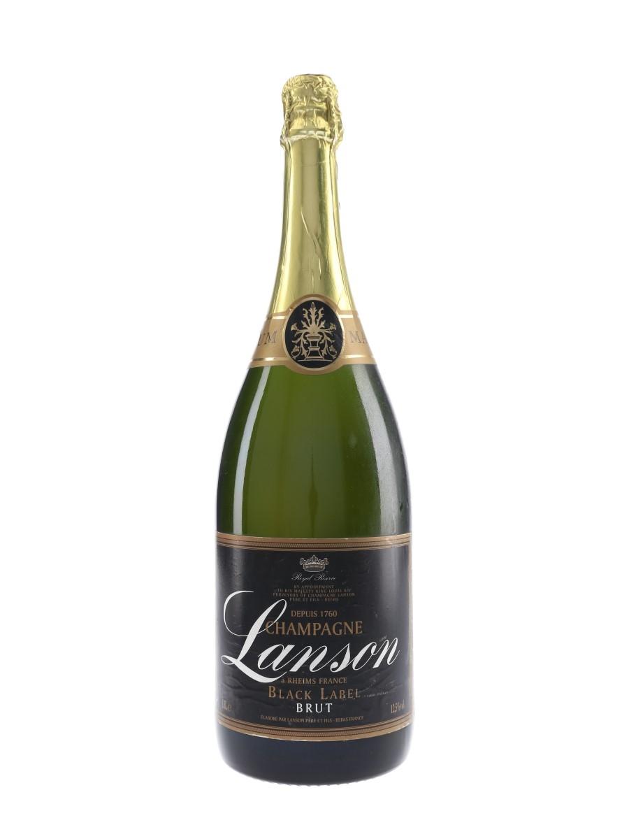 Lanson Brut Black Label Large Format 150cl / 12.5%