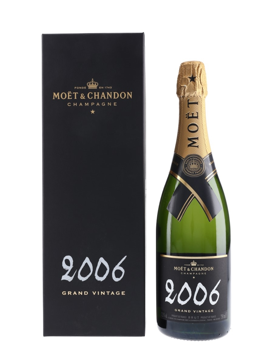 Moet & Chandon 2006 Grand Vintage 75cl / 12.5%