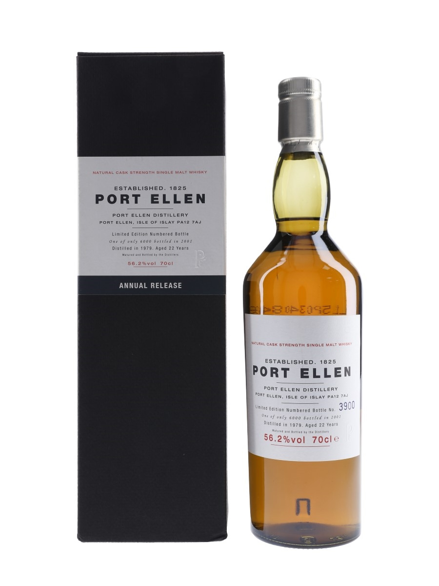 Port Ellen 1979 22 Year Old Special Releases 2001 - 1st Release 70cl / 56.2%