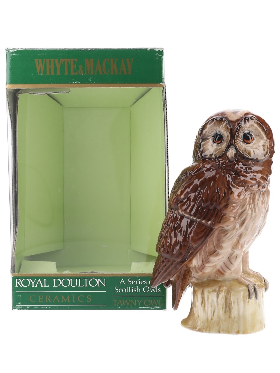 Whyte & Mackay Tawny Owl Royal Doulton 20cl / 40%
