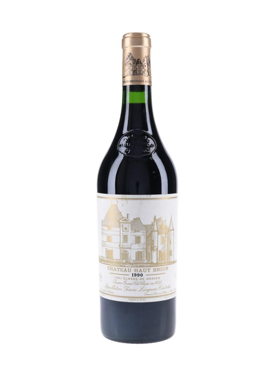 Chateau Haut Brion 1990 Premier Grand Cru Classe - Pessac-Leognan 75cl / 13%