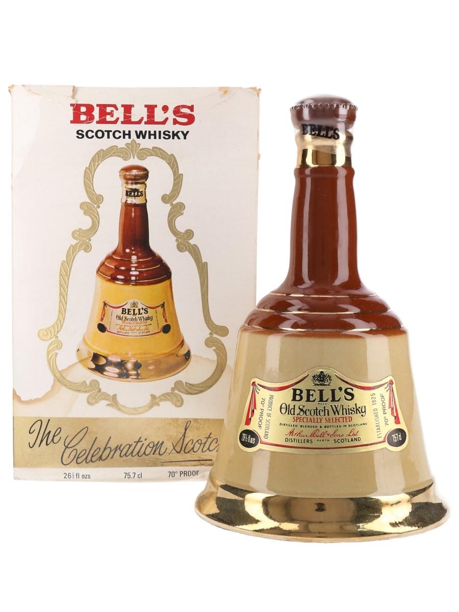 Bell's Old Brown Decanter Bottled 1970s 75.7cl / 40%
