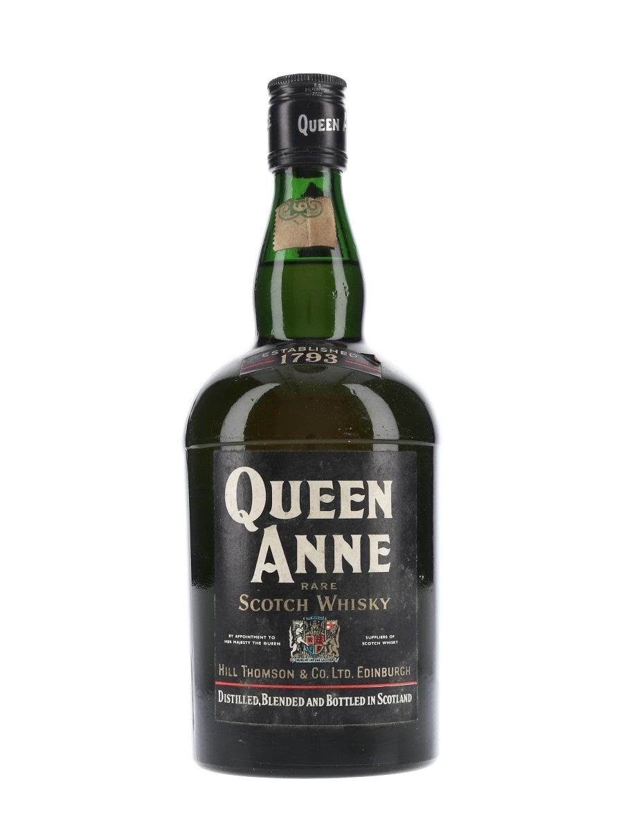 Queen Anne Rare Bottled 1970s 75cl
