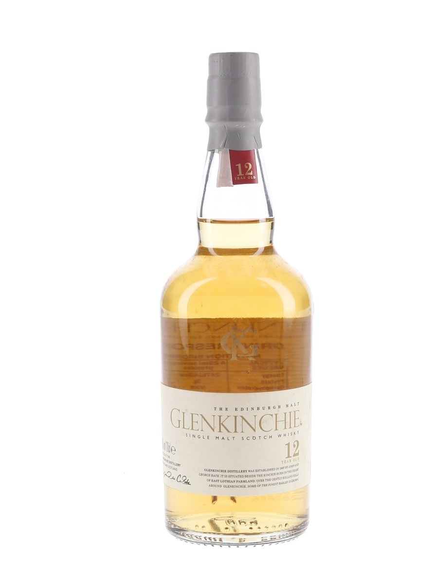 Glenkinchie 12 Year Old  20cl / 43%