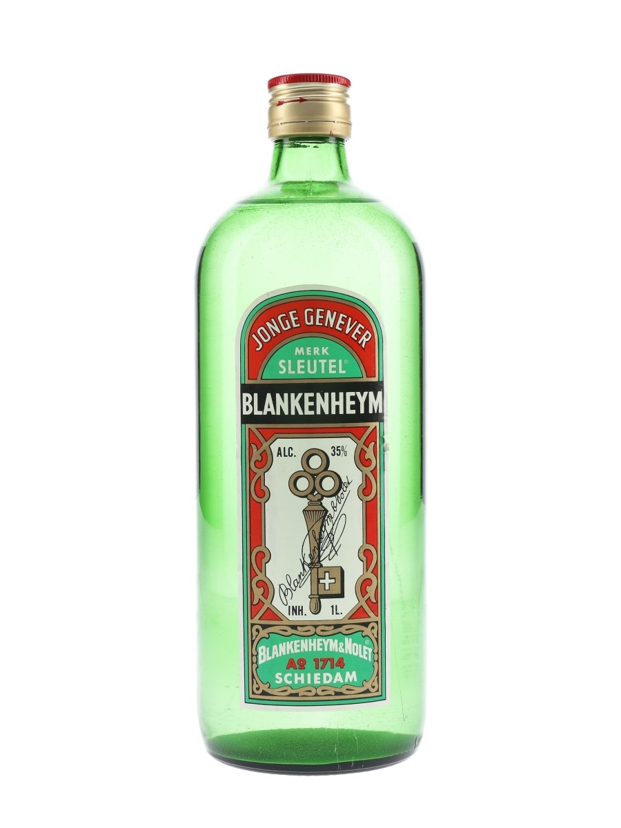 Blankenheym Jonge Genever  100cl / 35%
