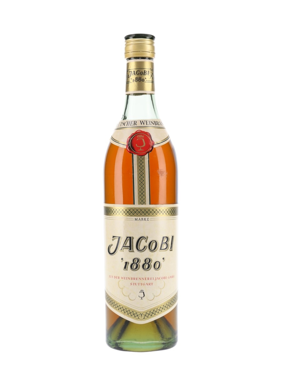 Jacobi 1880 Brandy  75cl