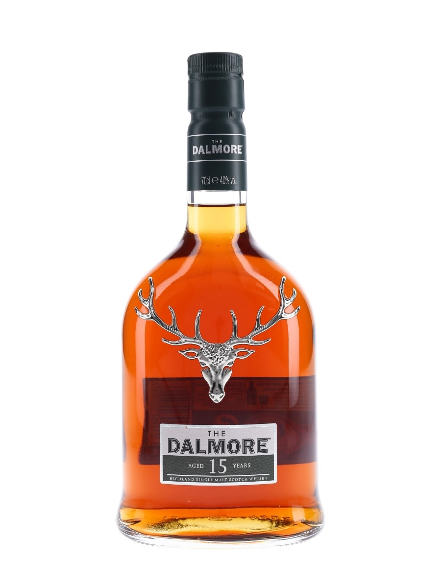 Dalmore 15 Year Old  70cl / 40%