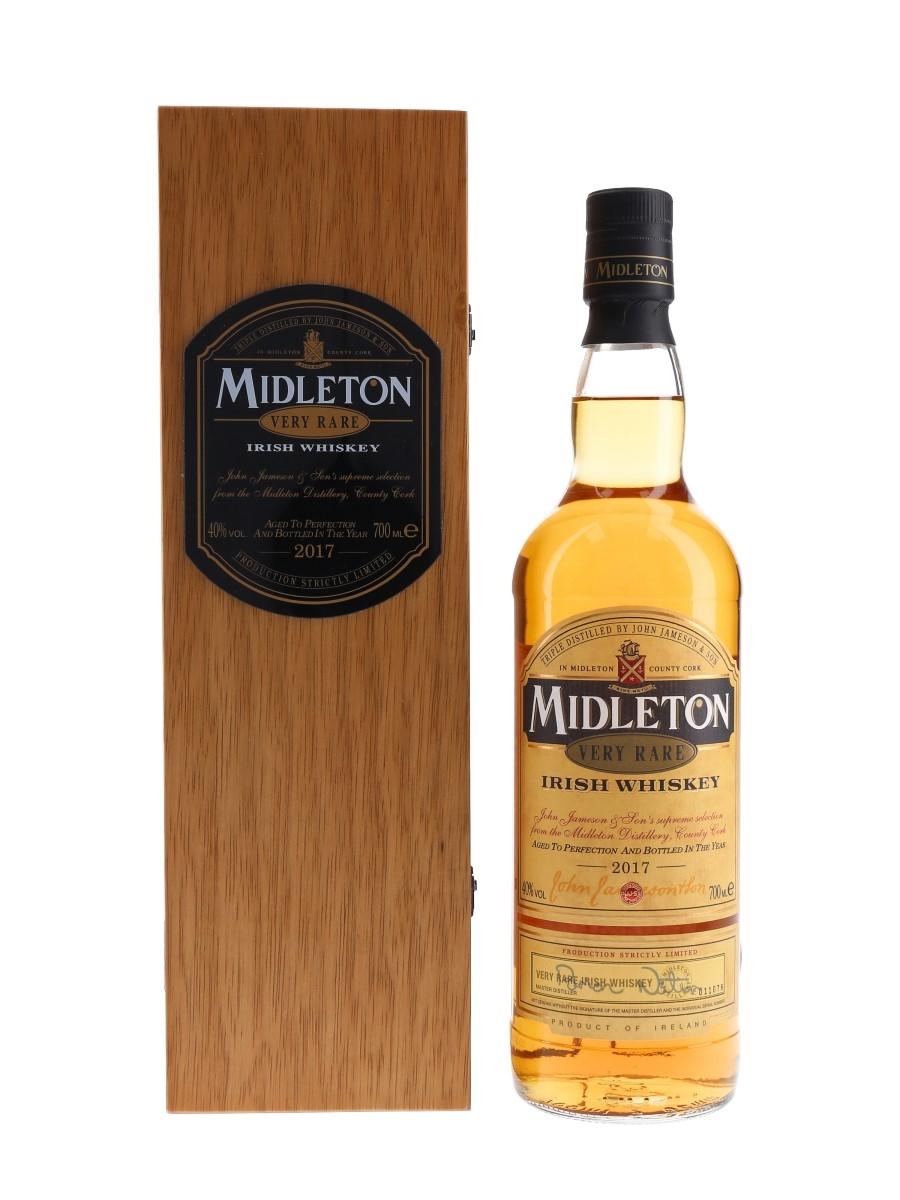 Midleton Very Rare Bottled 2017 70cl / 40%