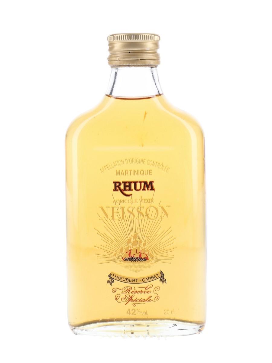 Neisson Agricole Vieux Rhum Reserve Speciale 20cl / 42%