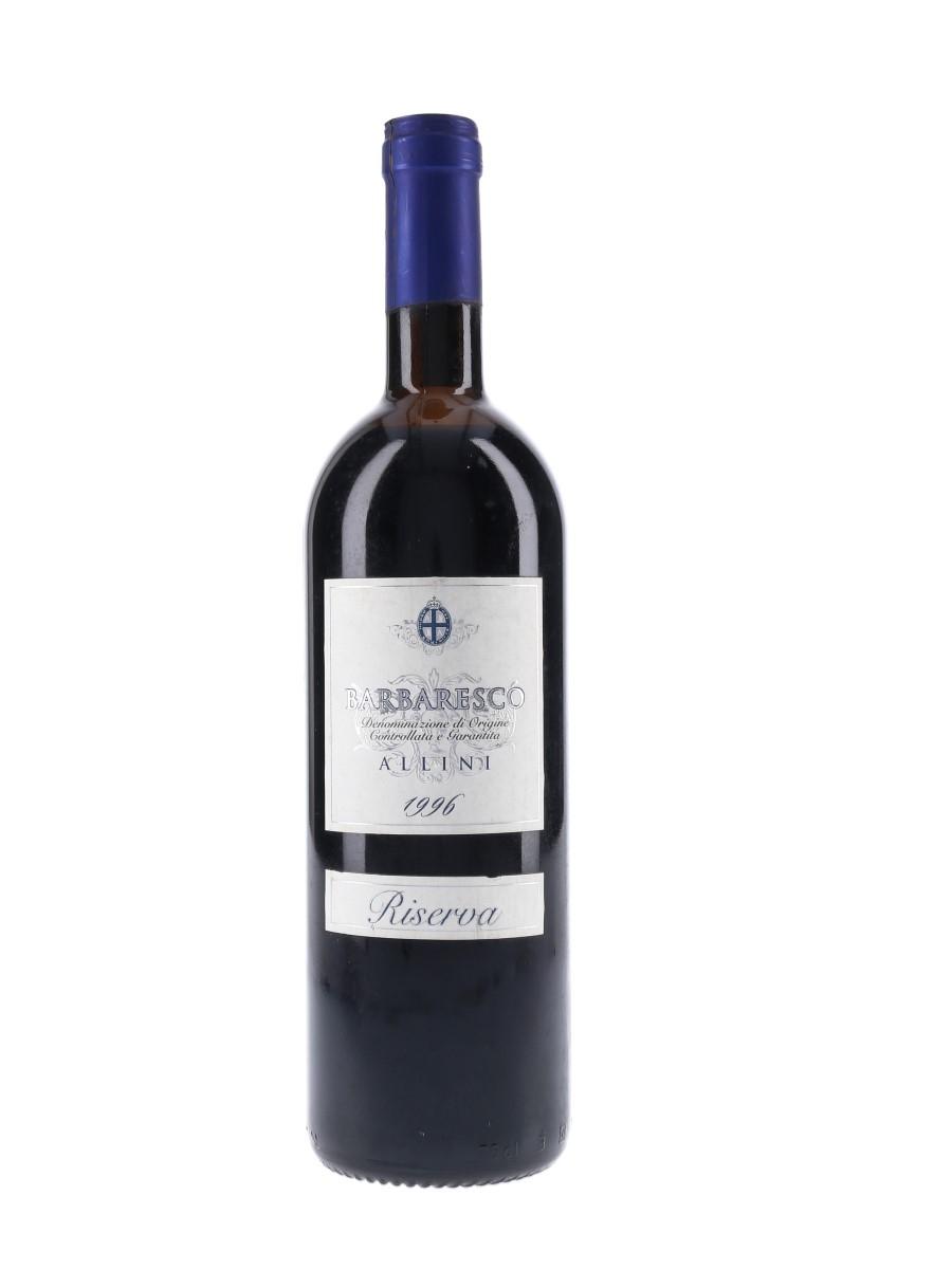 Barbaresco Riserva 1996 Allini 75cl / 13.5%