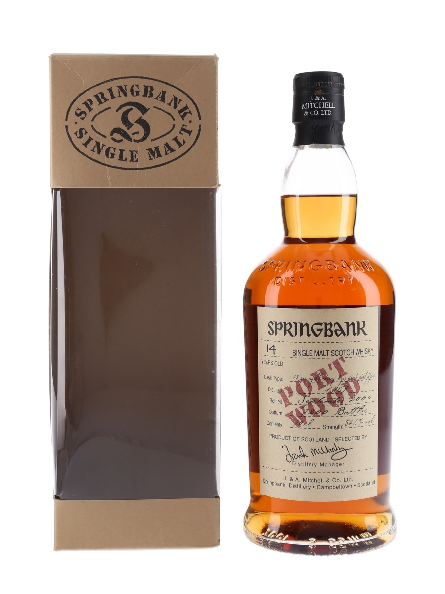 Springbank 1989 14 Year Old Port Wood 70cl / 52.8%