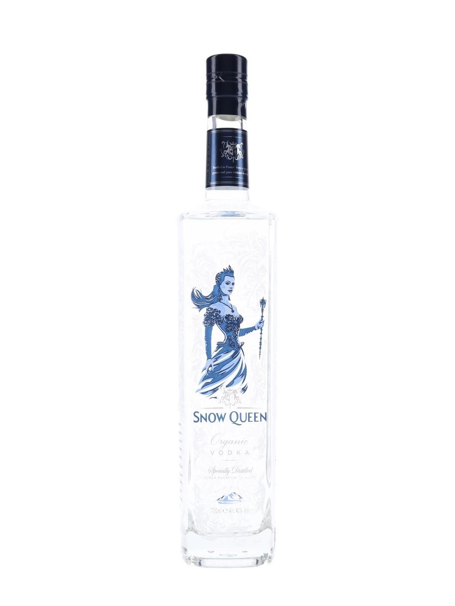 Snow Queen Organic Vodka  70cl / 40%