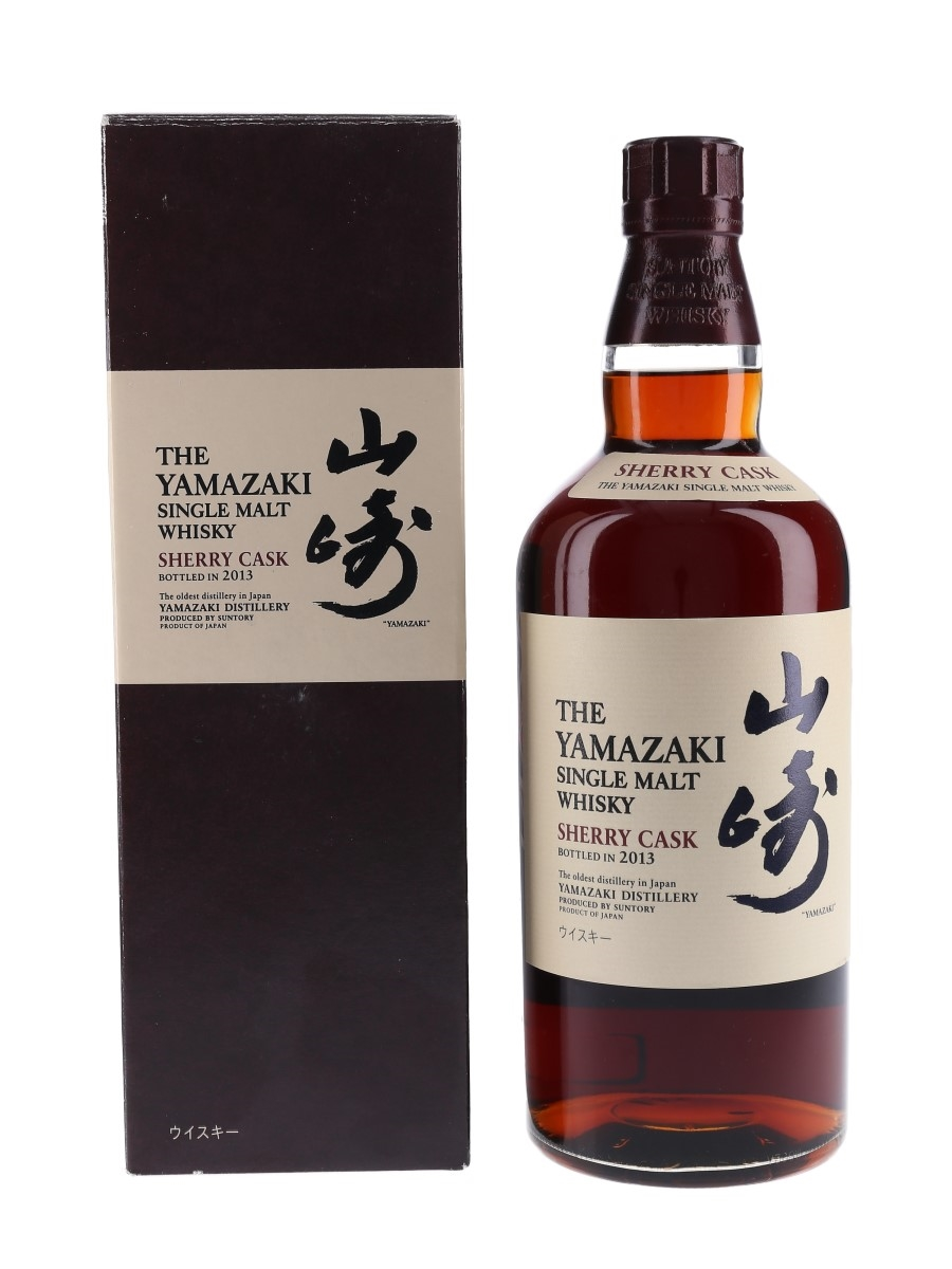 Yamazaki Sherry Cask 2013  70cl / 48%