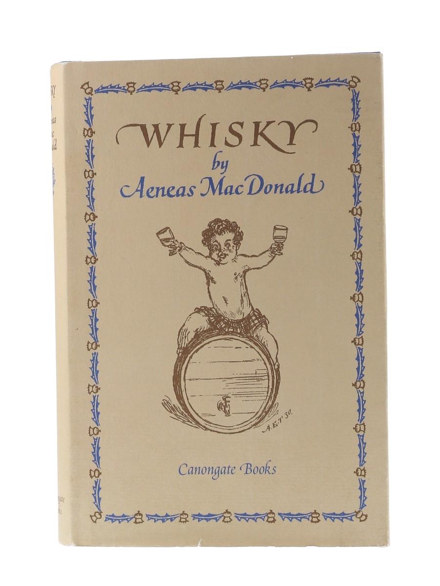 Whisky Aeneas MacDonald