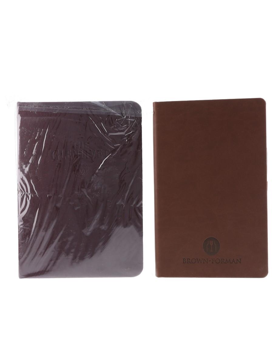Brown Forman & Glenlivet Notepad & Pencil