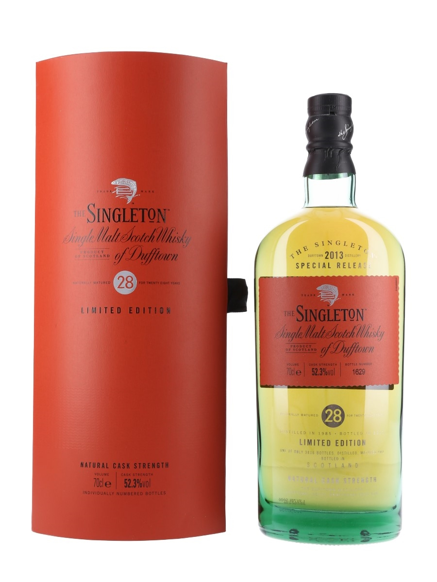 Singleton Of Dufftown 1985 28 Year Old Special Release 2013 70cl / 52.3%