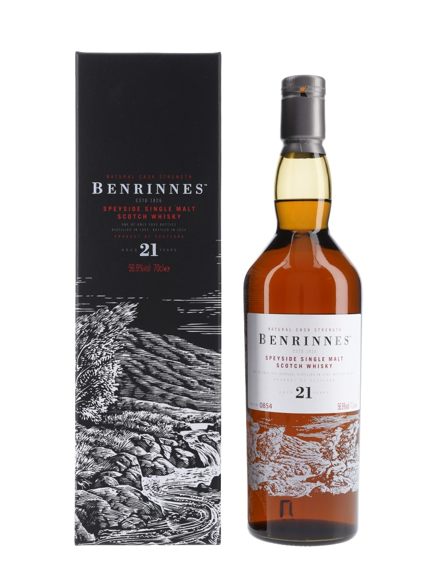 Benrinnes 1992 21 Year Old Special Releases 2014 70cl / 56.9%