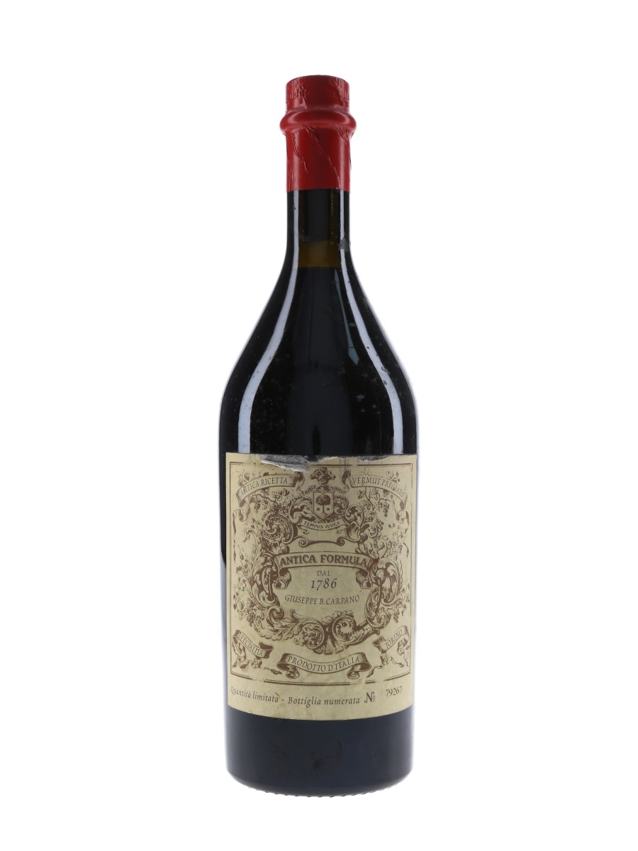 Carpano Antica Formula Vermouth  100cl / 16.5%