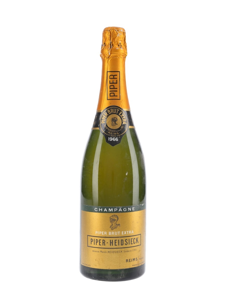 Piper Heidsieck 1966 Brut Extra Champagne 75cl