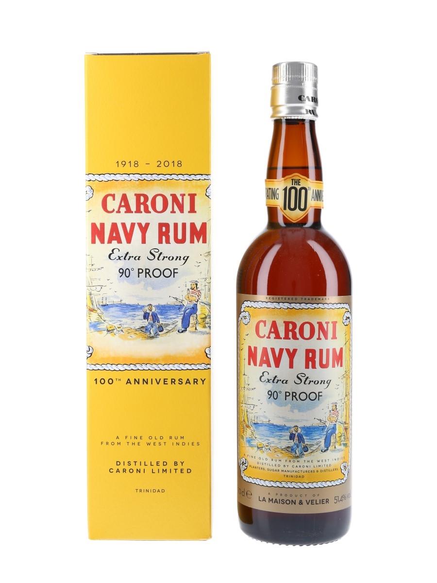 Caroni 18 Year Old 100th Anniversary Of Caroni Distillery - La Maison & Velier 70cl / 51.4%